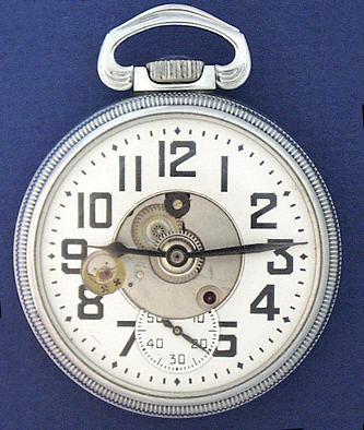 Waltham Experimental Watch